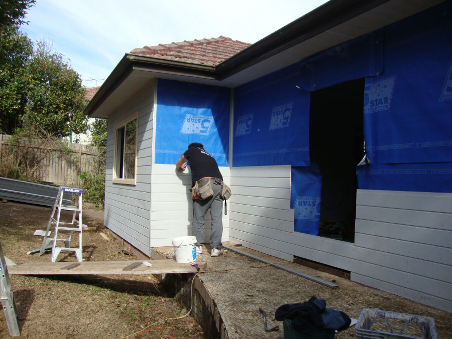 Complete home renovation at Normanhurst