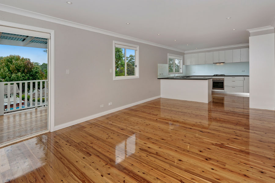 Final home renovation at Normanhurst